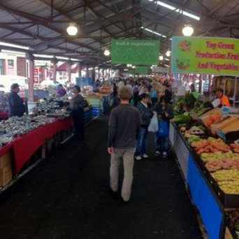 Photo of Queen Victoria Market in Melbourne