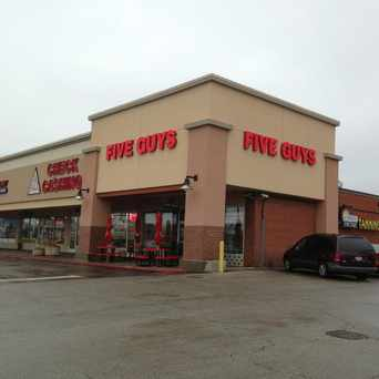 Photo of Five Guys Burgers and Fries in Melrose Park