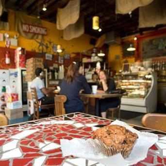 Photo of The Satellite Cafe in Southwest Cedar Park, Philadelphia