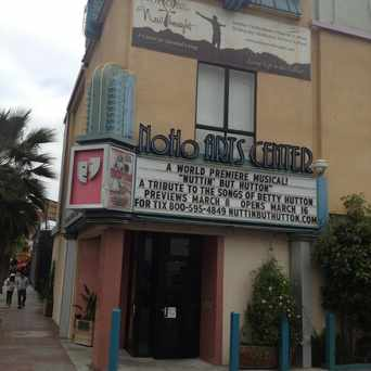 Photo of The NoHo Arts Center in Mid-Town North Hollywood, Los Angeles