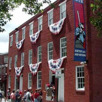 Photo of Babe Ruth Birthplace & Museum in Ridgely's Delight, Baltimore