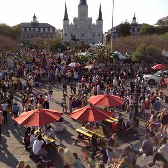 Photo of Jackson Square in New Orleans