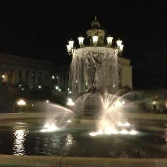 Photo of Bartholdi Fountain in Washington D.C.