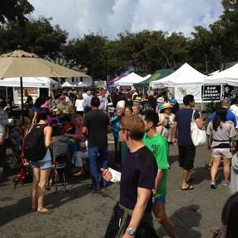 Photo of KCC Farmers Market in Honolulu