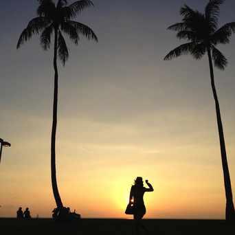 Photo of Magic Island in Honolulu