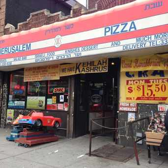 Photo of Jerusalem II Pizza in Midwood, New York