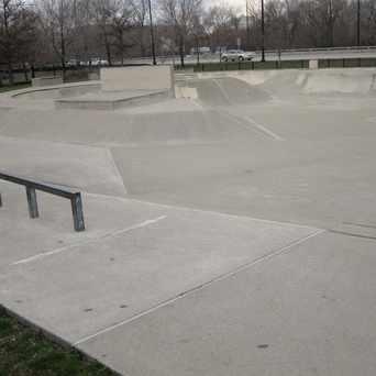 Photo of Burnham Park in Bronzeville, Chicago