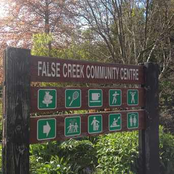 Photo of False Creek Community Centre in Fairview, Vancouver