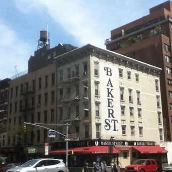 Photo of Baker Street in Upper East Side, New York
