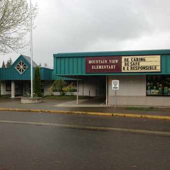 Photo of Mountain View Elementary School in Lacey