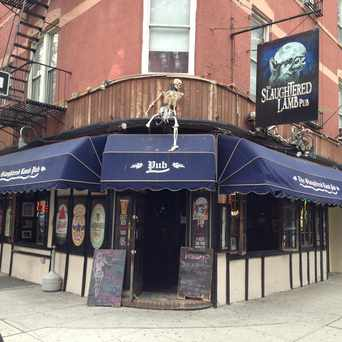 Photo of The Slaughtered Lamb Pub in West Village, New York