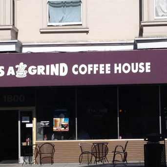 Photo of It's A Grind Coffee House in Polk Gulch, San Francisco