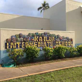 Photo of Kailua Intermediate School in Kailua