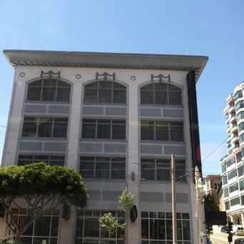 Photo of Van Ness Ave & California St in Polk Gulch, San Francisco
