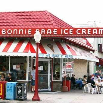 Photo of Bonnie Brae Ice Cream in Washington Park, Denver