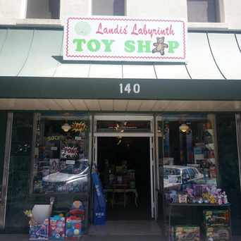 Photo of Landis' Labyrinth Toy Shop in Greater Wilshire, Los Angeles