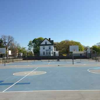 Photo of Basket Ball/tennis Courts in Wellington Hill, Boston