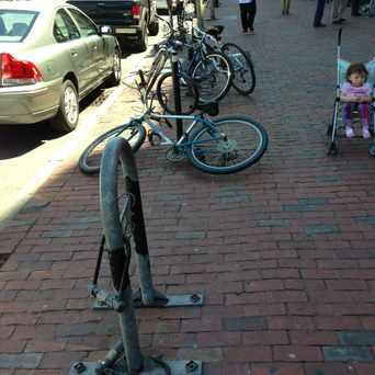 Photo of Bike Locker in Fenway - Kenmore - Audubon Circle - Longwood, Boston