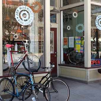 Photo of Joy Machines Bike Shop in Ohio City, Cleveland
