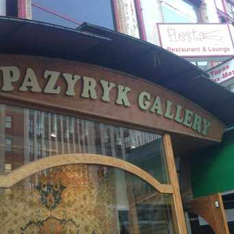 Photo of Pazyryk Rug Gallery in Dupont Circle, Washington D.C.