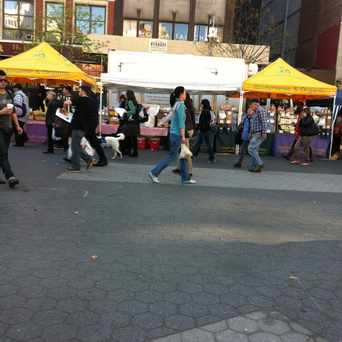 Photo of Greenmarket in Union Square, New York