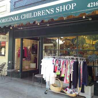 Photo of The Original Childrens Shop in Madison Park, Seattle