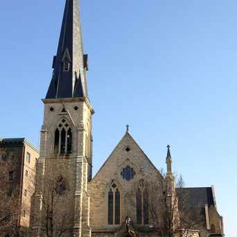 Photo of Saint James Episcopal Church in Kilbourn Town, Milwaukee