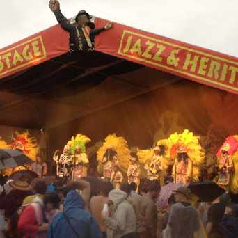 Photo of New Orleans Jazz & Heritage Festival in Fairgrounds, New Orleans