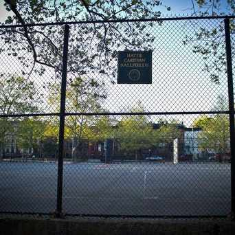 Photo of Hattie Carthan Playground in Bedford-Stuyvesant, New York
