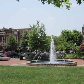 Photo of Morgan Square in Spartanburg