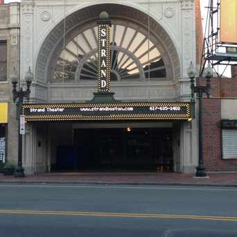 Photo of Strand Theatre in Uphams Corner - Jones Hill, Boston