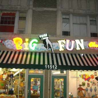 Photo of Big Fun Toy Shop in Edgewater, Cleveland