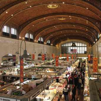 Photo of West Side Market in Ohio City, Cleveland