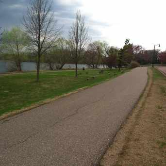 Photo of Trail Around Lake Of The Isles in East Isles, Minneapolis