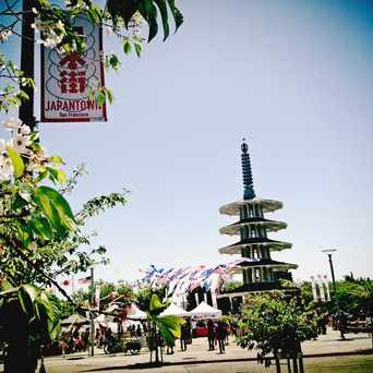Photo of Pagoda in Japantown, San Francisco