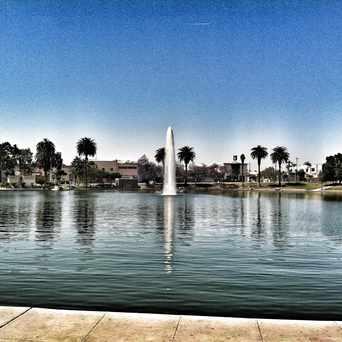 Photo of MacArthur Park, Los Angeles, CA in MacArthur Park, Los Angeles