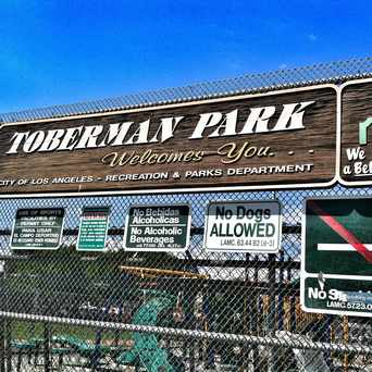 Photo of Toberman Playground in Pico Union, Los Angeles