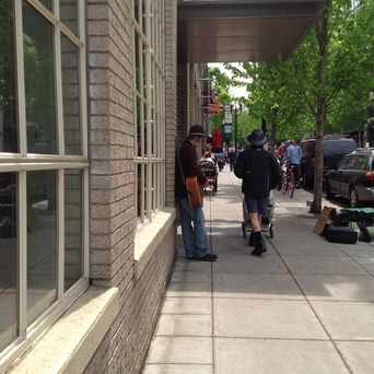 Photo of Local street musicians in the Pearl in Pearl, Portland
