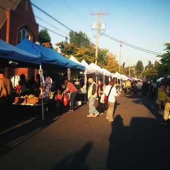 Photo of Columbia City Farmers Market in Columbia City, Seattle