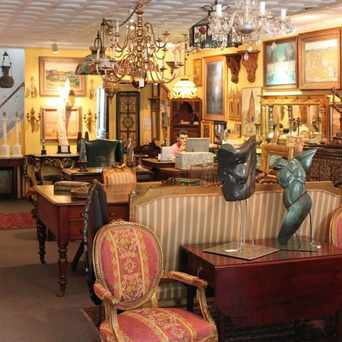Photo of Capital Antiques & Fine Art in Foxhall-Palisades, Washington D.C.