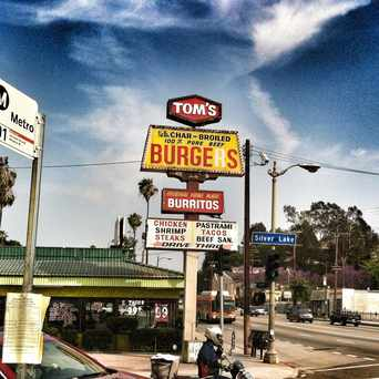 Photo of Tom's Burgers in Silver Lake, Los Angeles