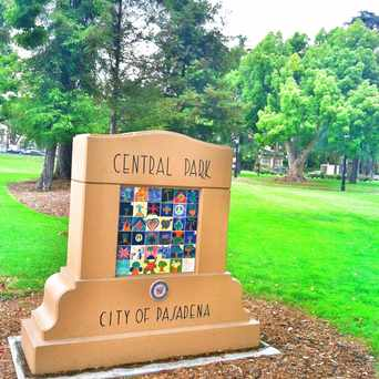 Photo of Central Park in Pasadena