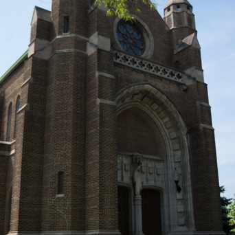Photo of Sacred Heart Roman Catholic Church in Italian Village, Columbus