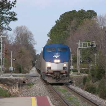 Photo of Amtrak-Cyn in Cary