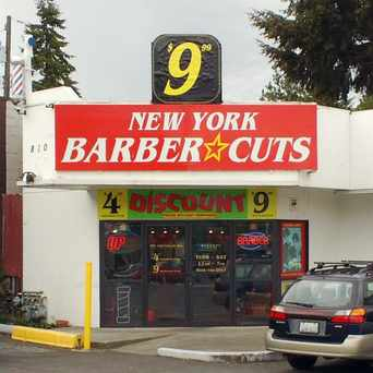 Photo of New York Barber Cuts in Crown Hill, Seattle