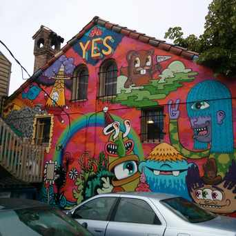 Photo of 3158 East Burnside Street in Kerns, Portland