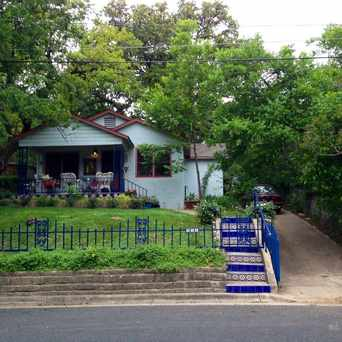 Photo of Bouldin Ave in Bouldin Creek, Austin