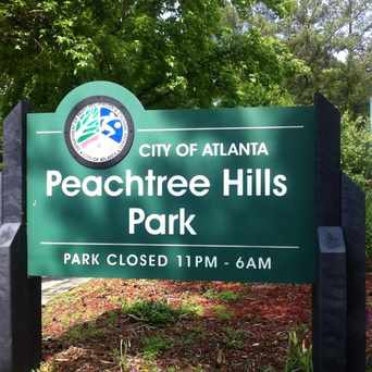 Photo of Peachtree Hills Park in Peachtree Hills, Atlanta