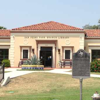 Photo of San Pedro Library in San Antonio