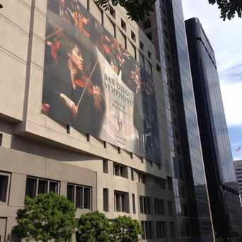 Photo of Copley Symphony Hall in Core-Columbia, San Diego